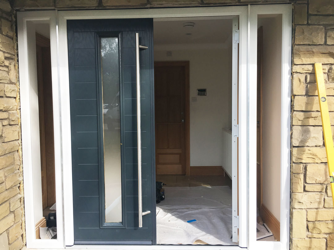 Composite door for Composite windows