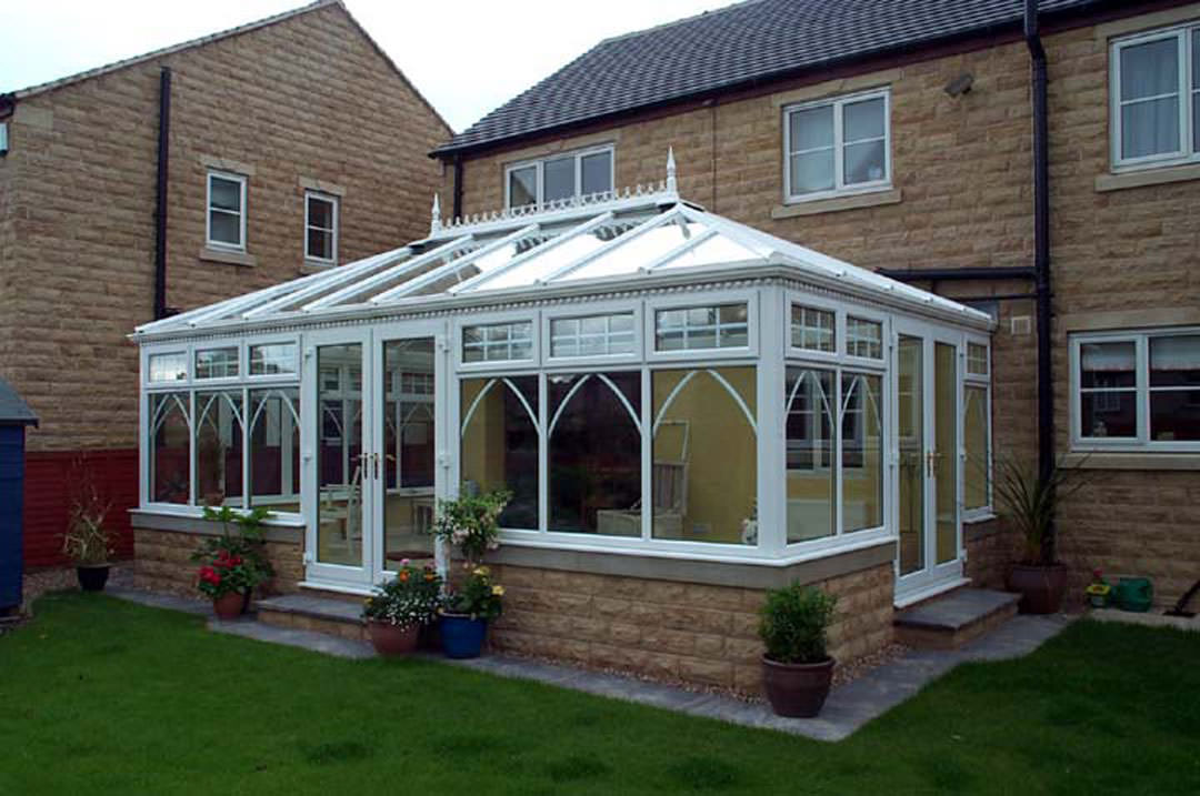 conservatories gallery kingfisher windows. Black Bedroom Furniture Sets. Home Design Ideas