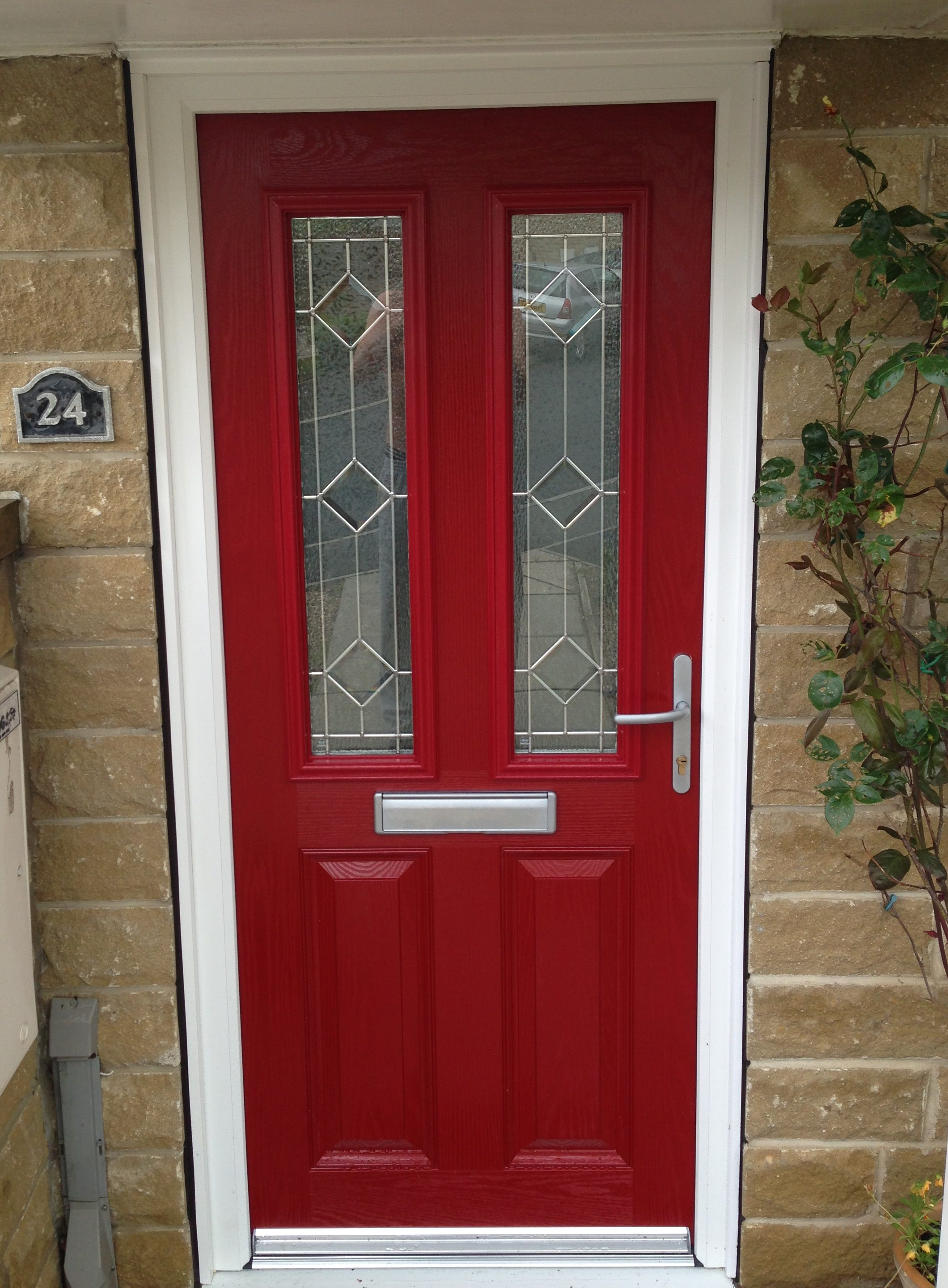 Doors gallery kingfisher windows for Composite front doors