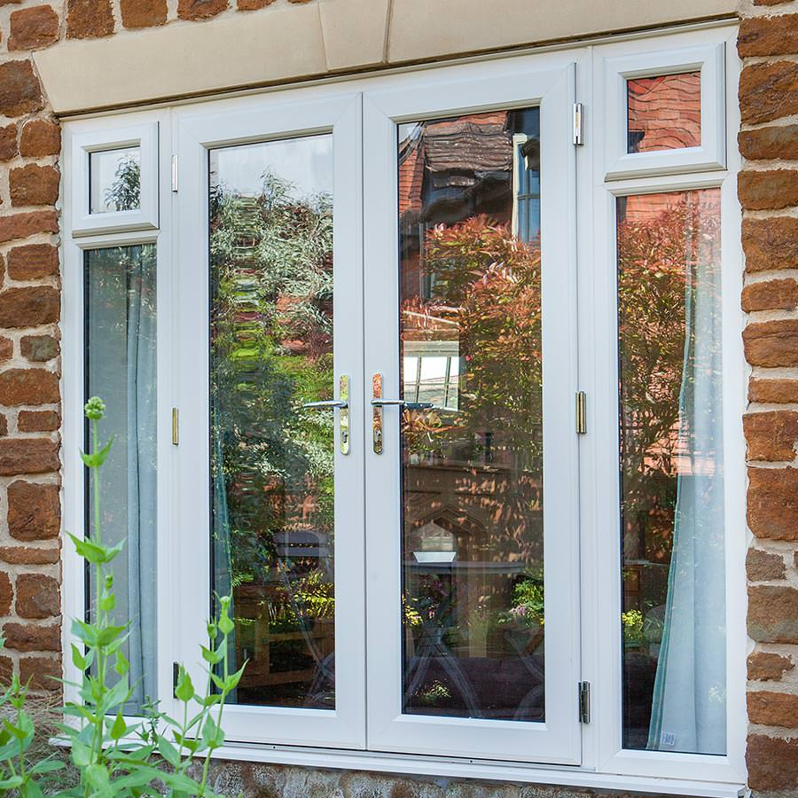French doors in leeds york harrogate kingfisher windows for French doors that open out