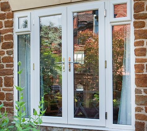 Bespoke doors in leeds york harrogate kingfisher windows for Upvc french doors leeds