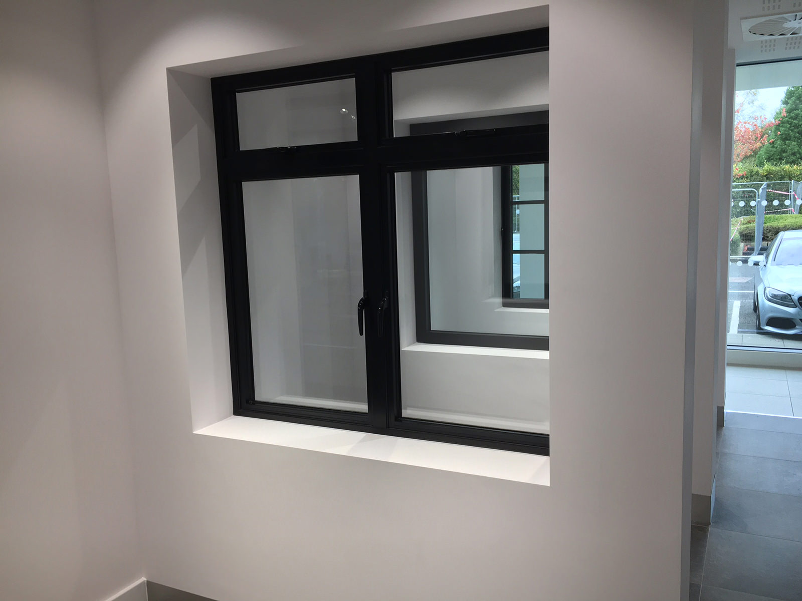 Aluminium Gallery Kingfisher Windows