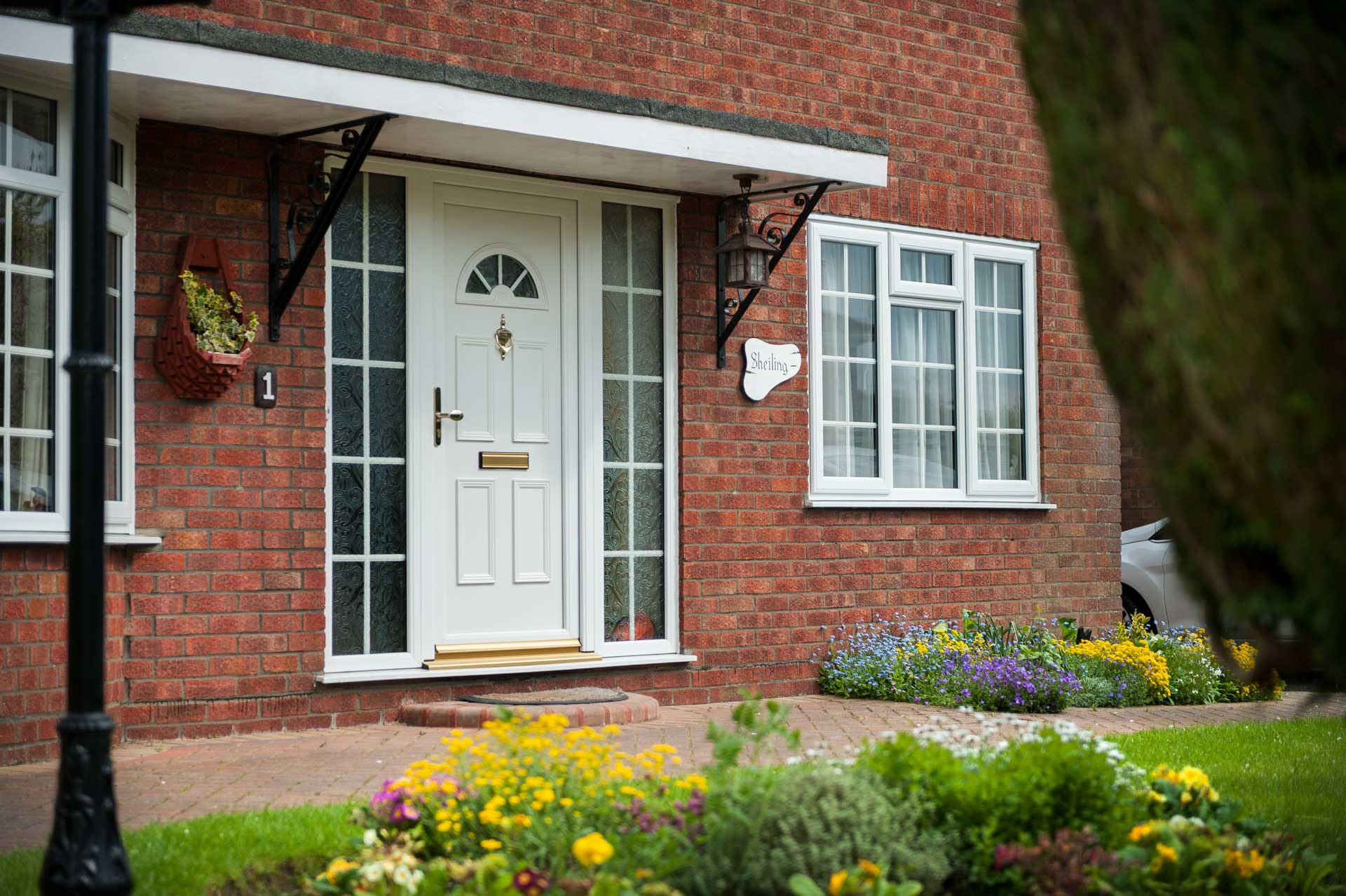 composite upvc front doors keighley