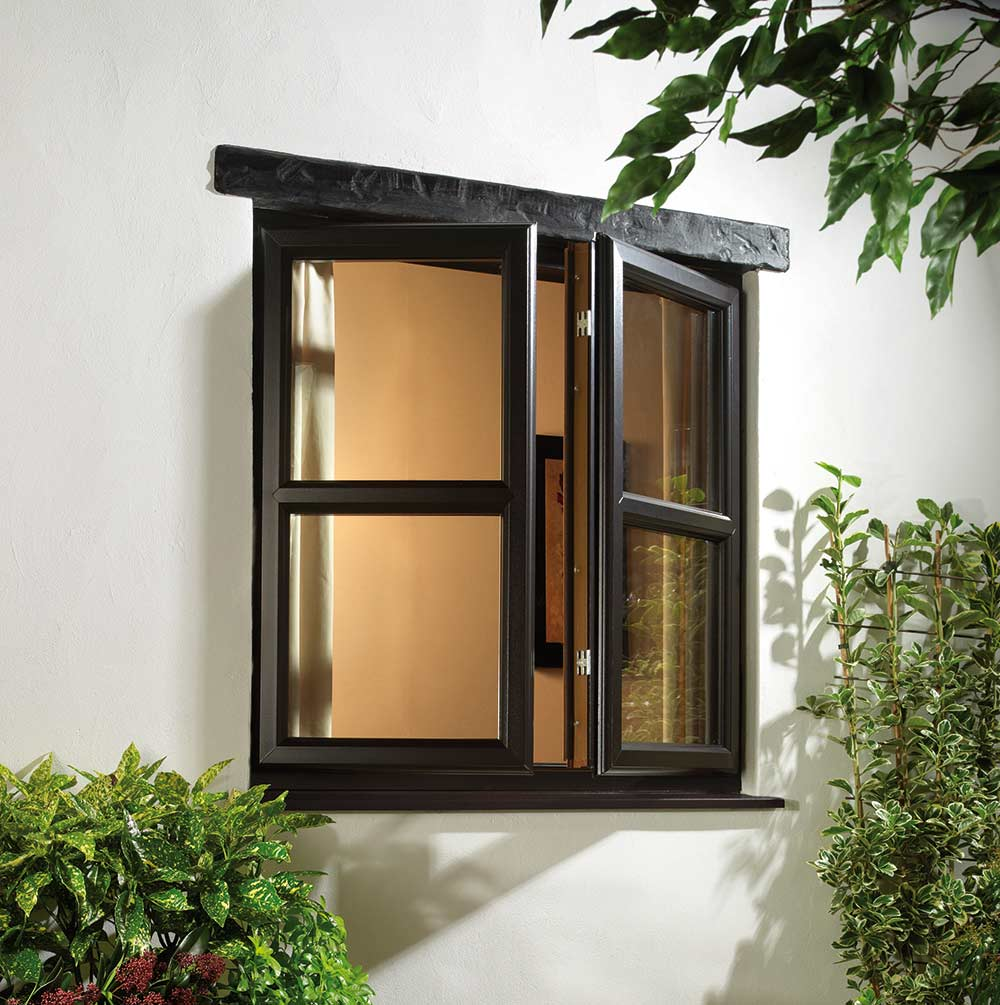 What Are Casement Windows : Upvc french casement windows bradford leeds