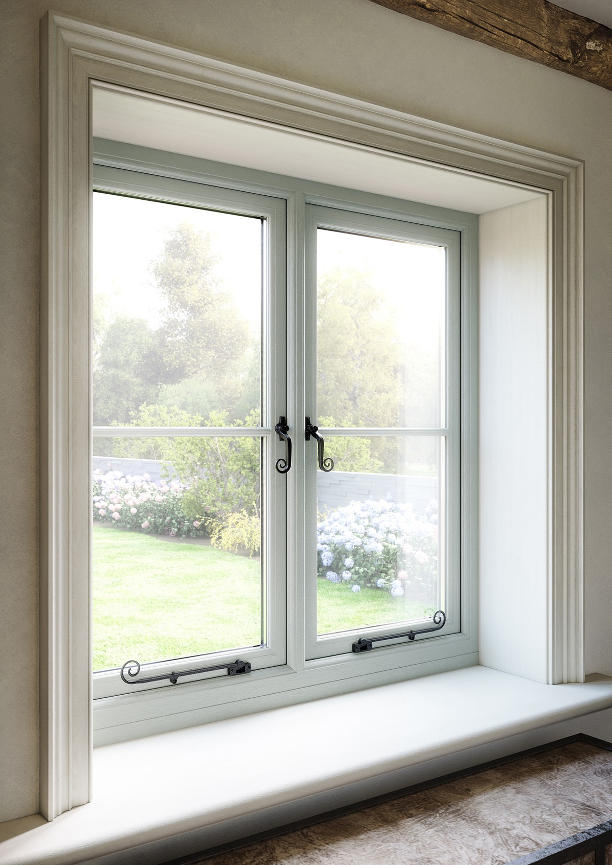 Upvc flush casement windows bradford leeds upvc windows for Upvc french doors leeds