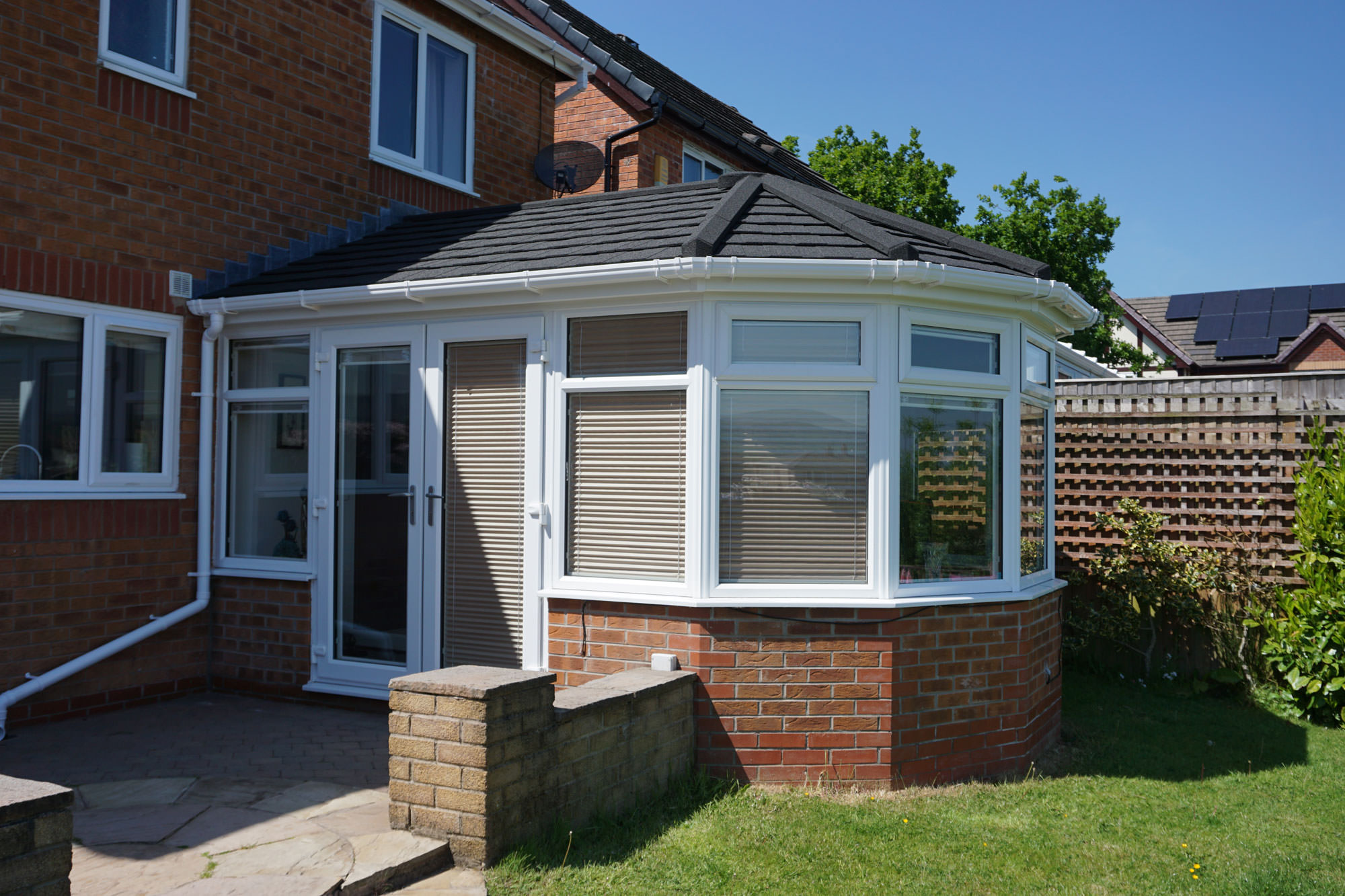 Supalite Tiled Conservatory Roof Leeds