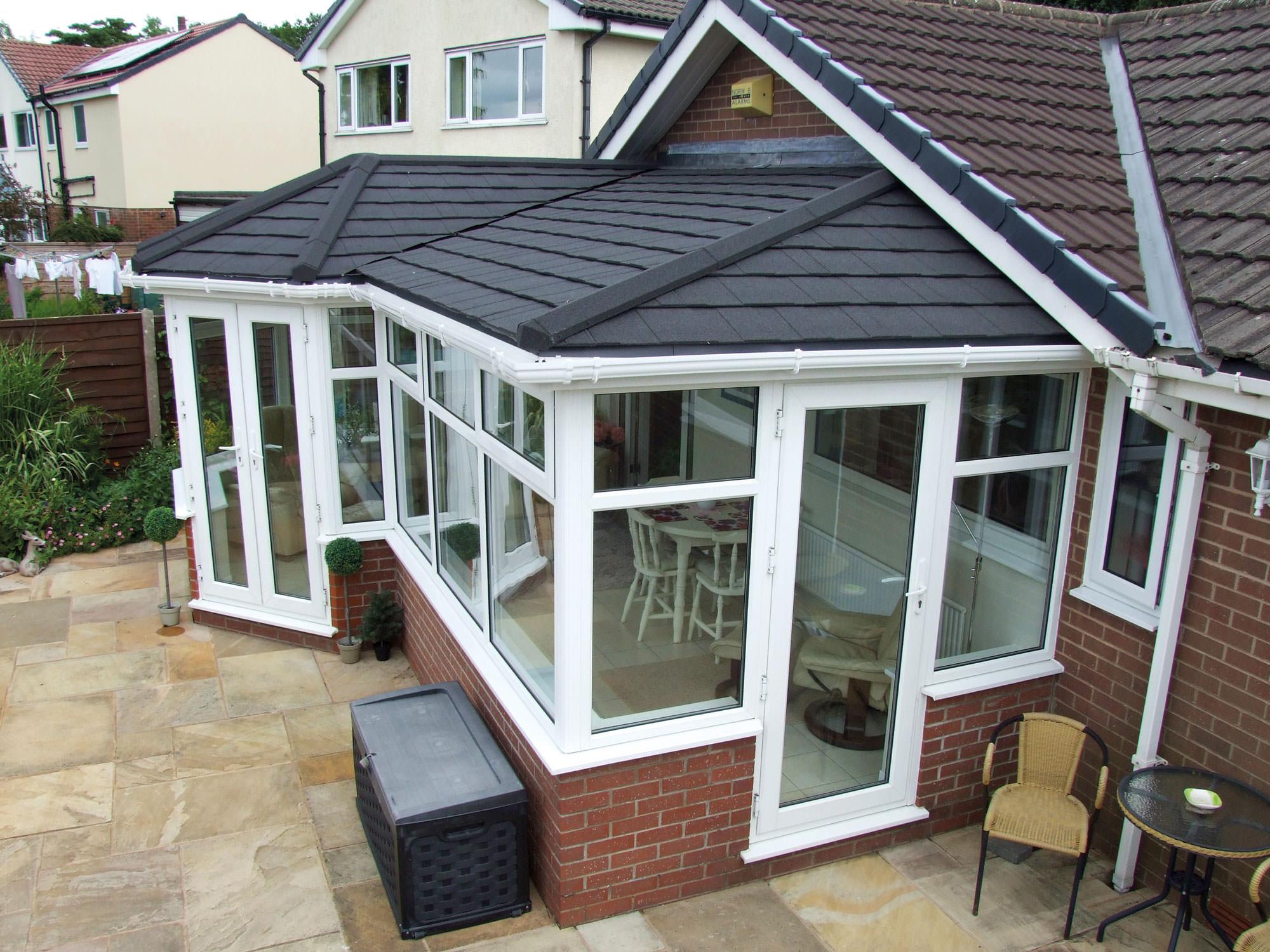 Tiled Roof Conservatories Bradford Leeds Conservatory