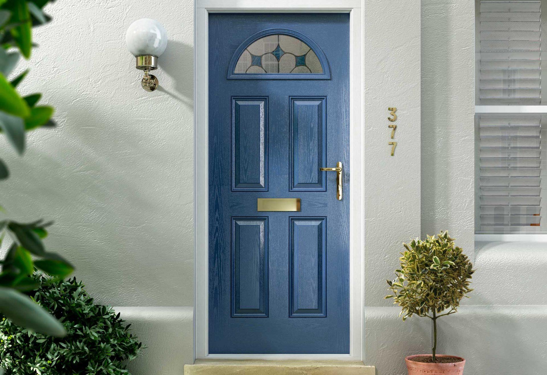 Composite Doors Bradford Leeds