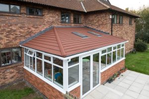 Tiled Conservatory Roof Wetherby