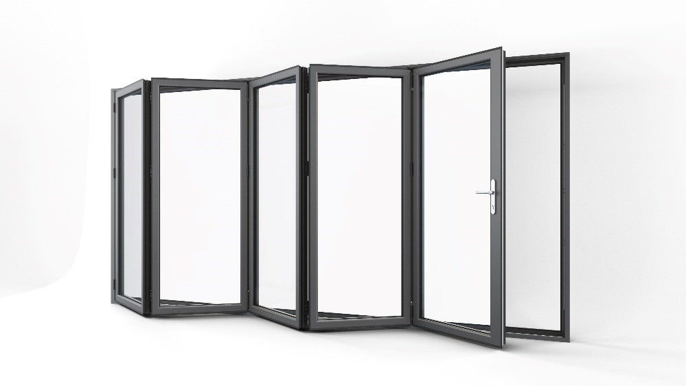 SAS AliFold Bi-folding door