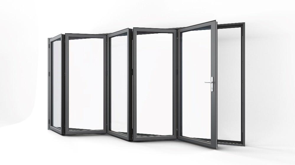 Aluminium Bi-Folding Doors Bradford Leeds