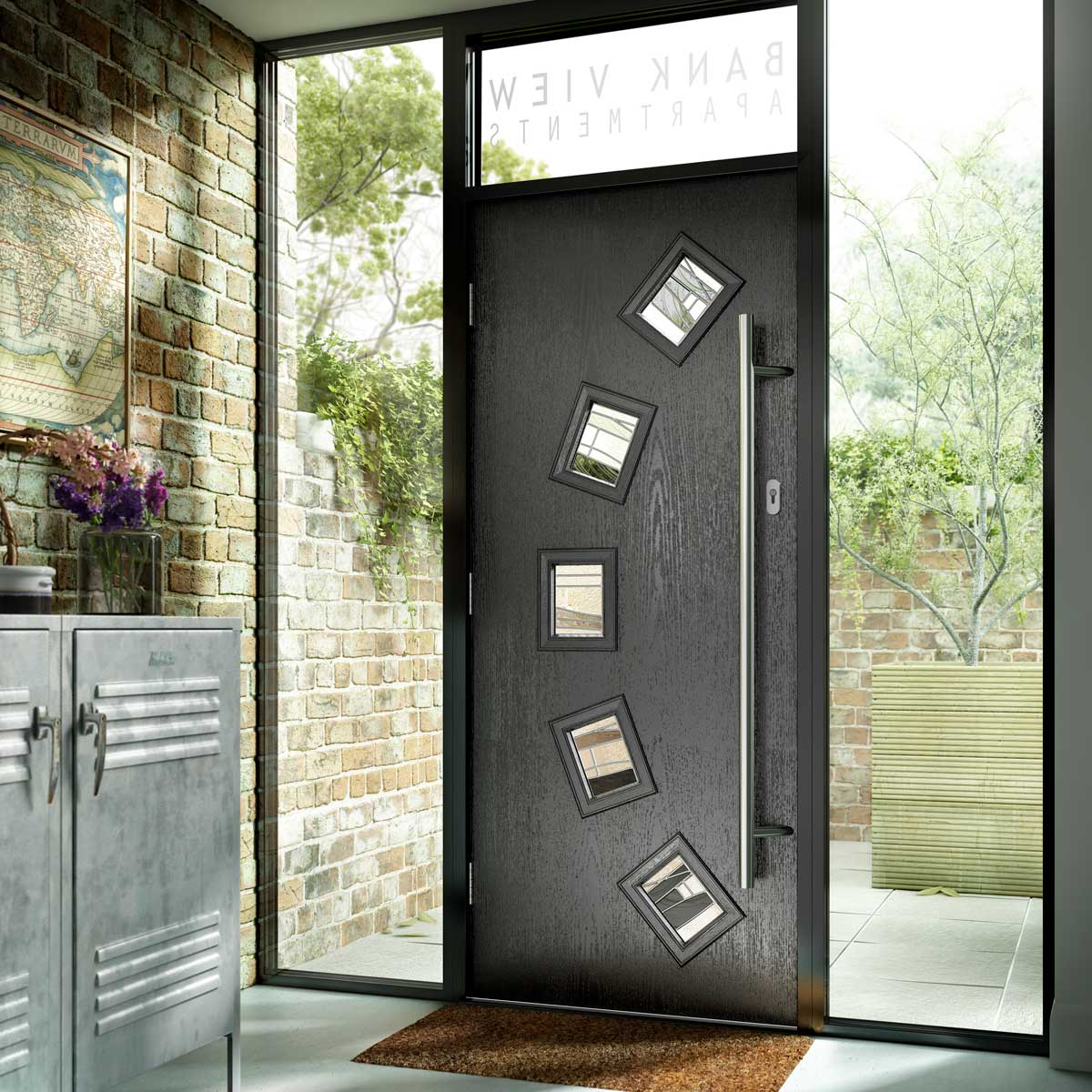 Composite doors bradford leeds composite front doors leeds for Doors for front door