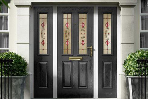 Composite Doors & Double Glazing Doors Bradford Leeds - uPVC Doors Aluminium Doors ...