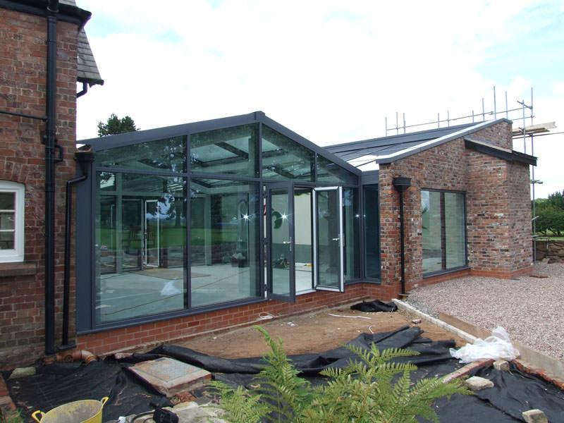 Domestic swimming pool kingfisher windows - Domestic swimming pools ...