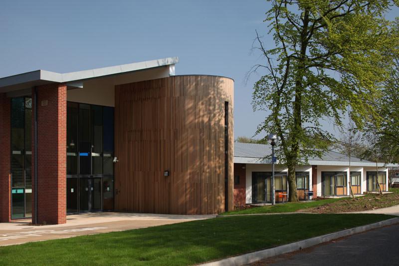 Palliative Care Centre Goscote Kingfisher Windows