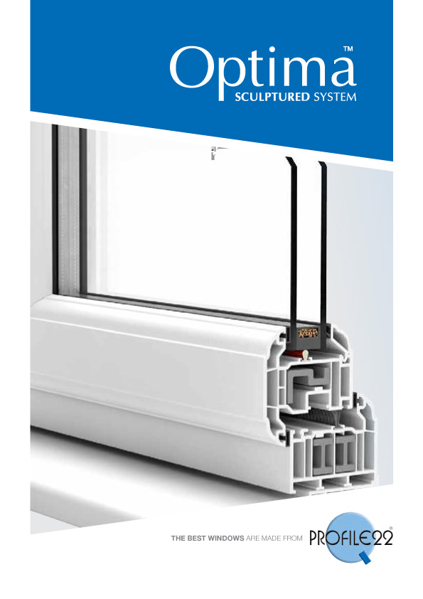 Profile 22 Optima S Trade Brochure Kingfisher Windows