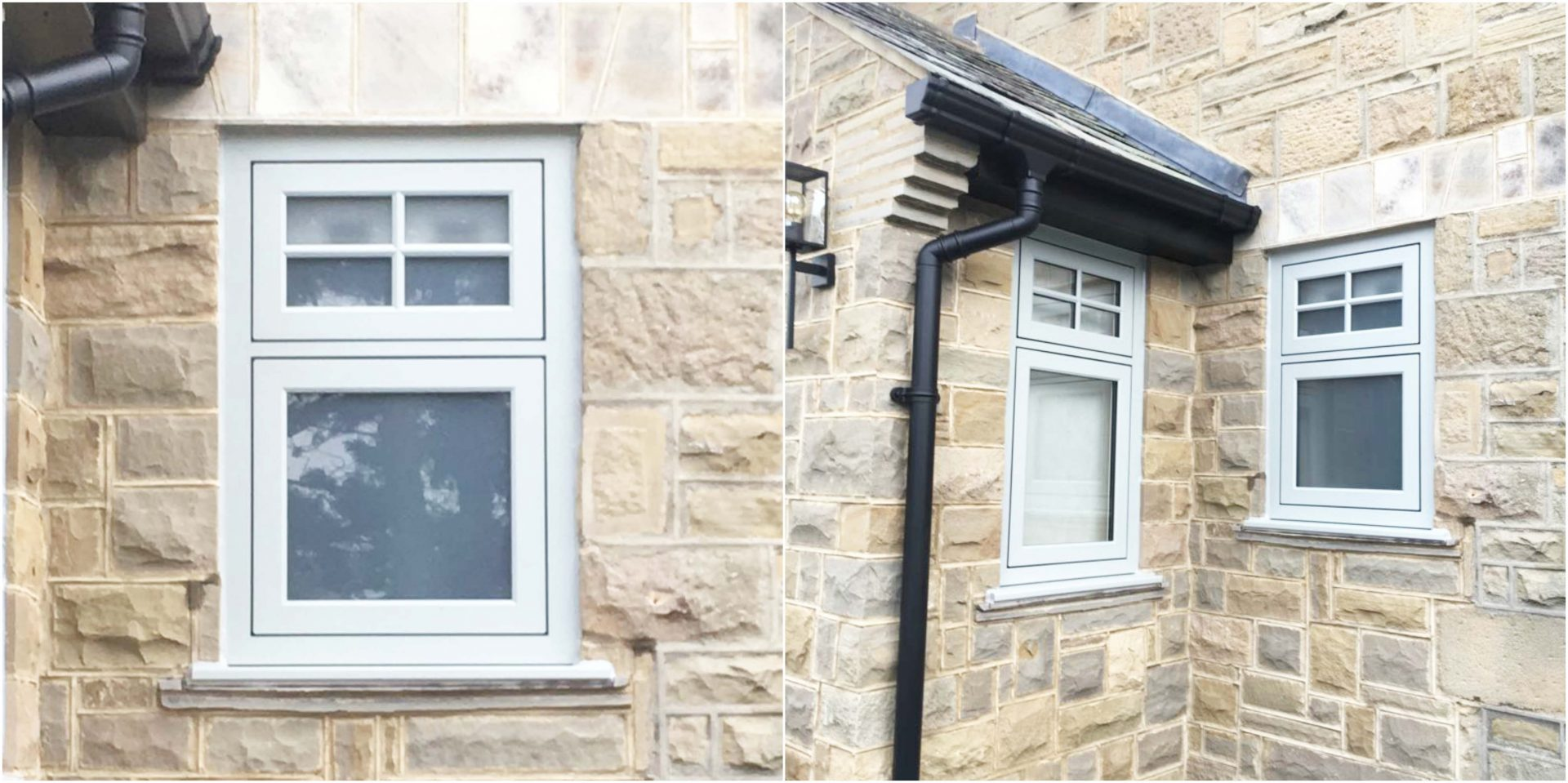uPVC Flush Casement Windows Bradford Leeds
