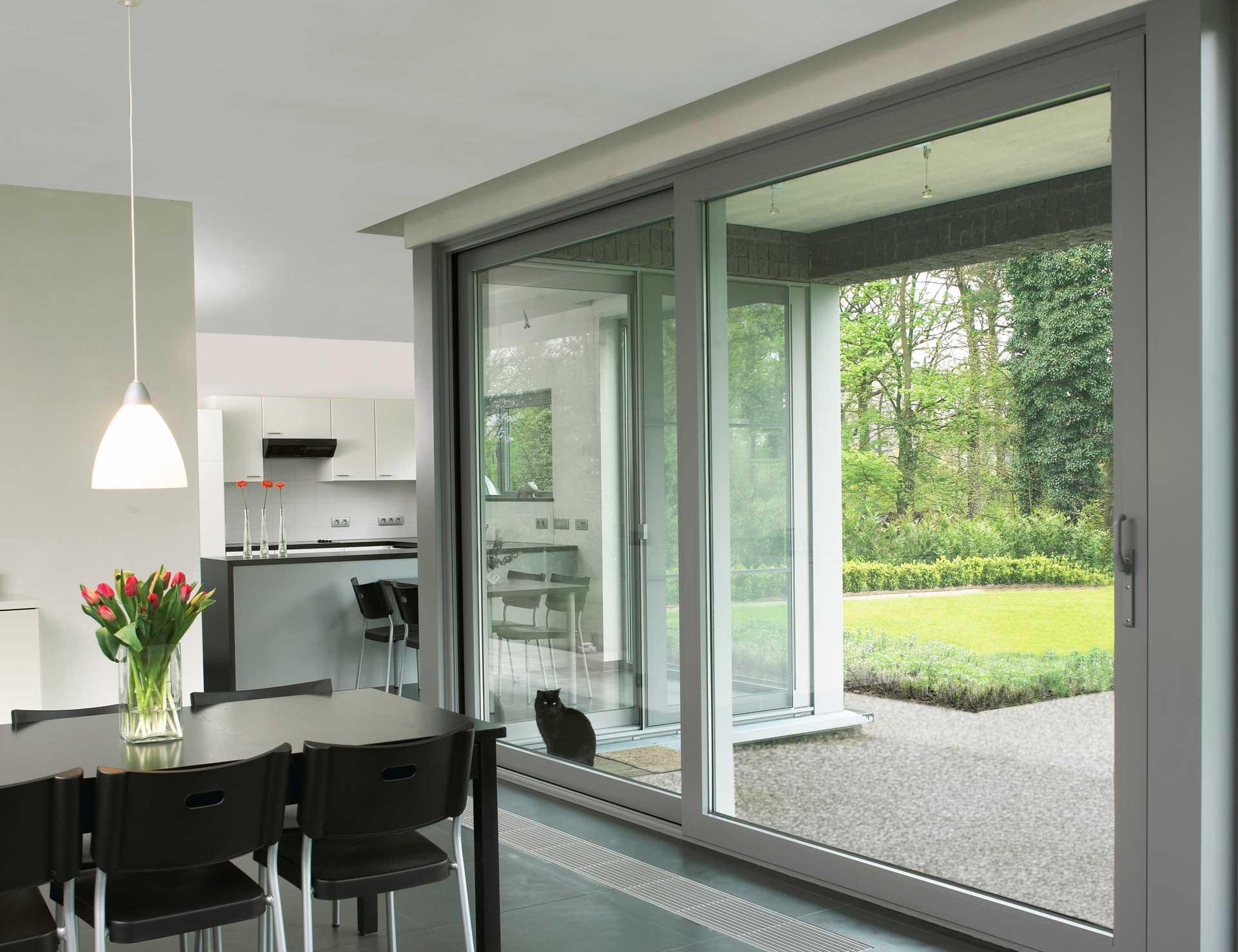 Kingfisher Windows Add A New Aluminium Lift Amp Slide To Its