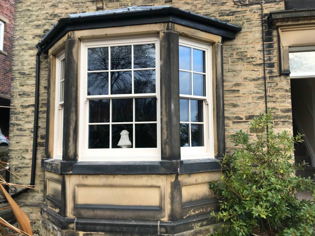 uPVC Bow and Bay Window Installation, West Yorkshire