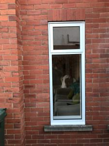 Aluminium Bay Window Installation Leeds