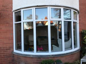 Aluminium Bay Window Installation Leeds