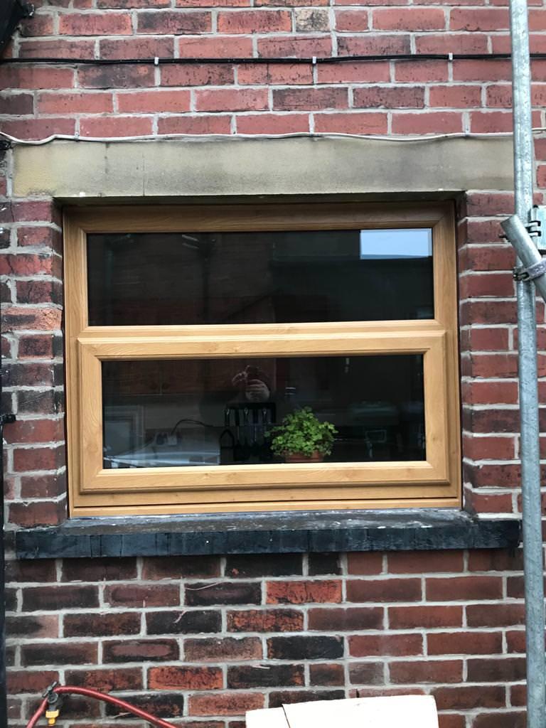 Composite Door and uPVC Casement Window Installation Bradford