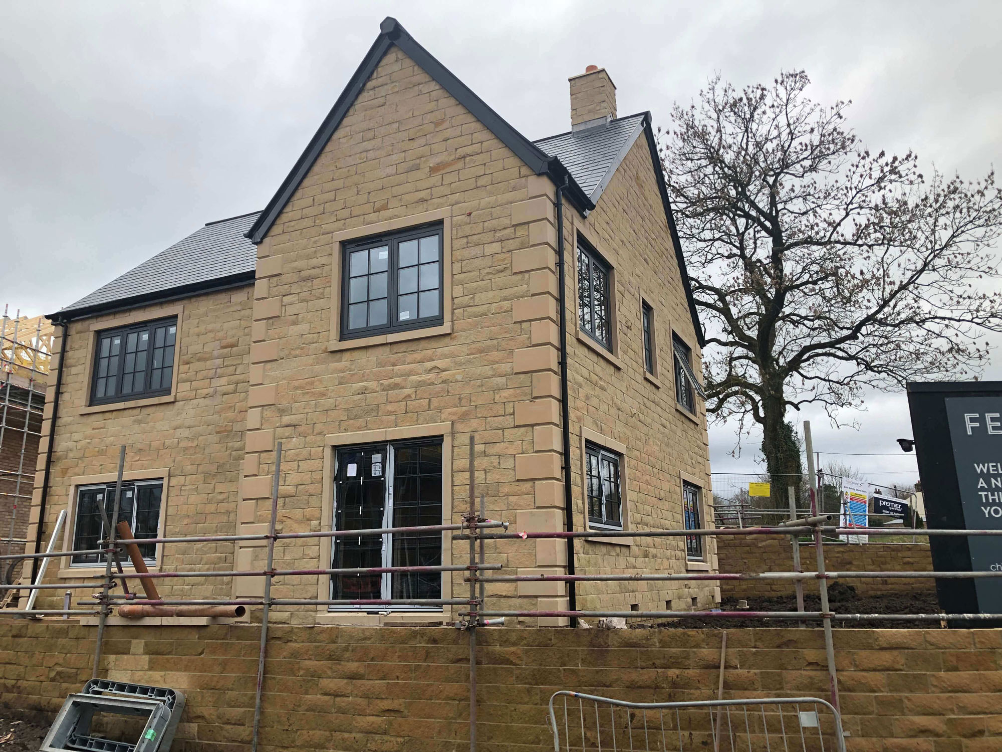 Flush Casement Windows Preston