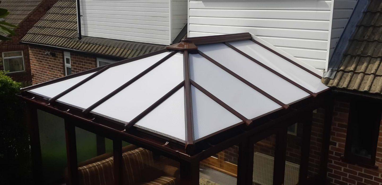 Solid Conservatory Roof Installation Leeds