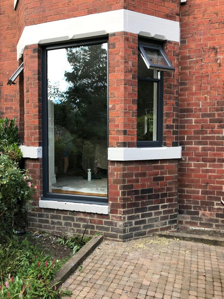 Composite Door & Bow Window Installation Leeds