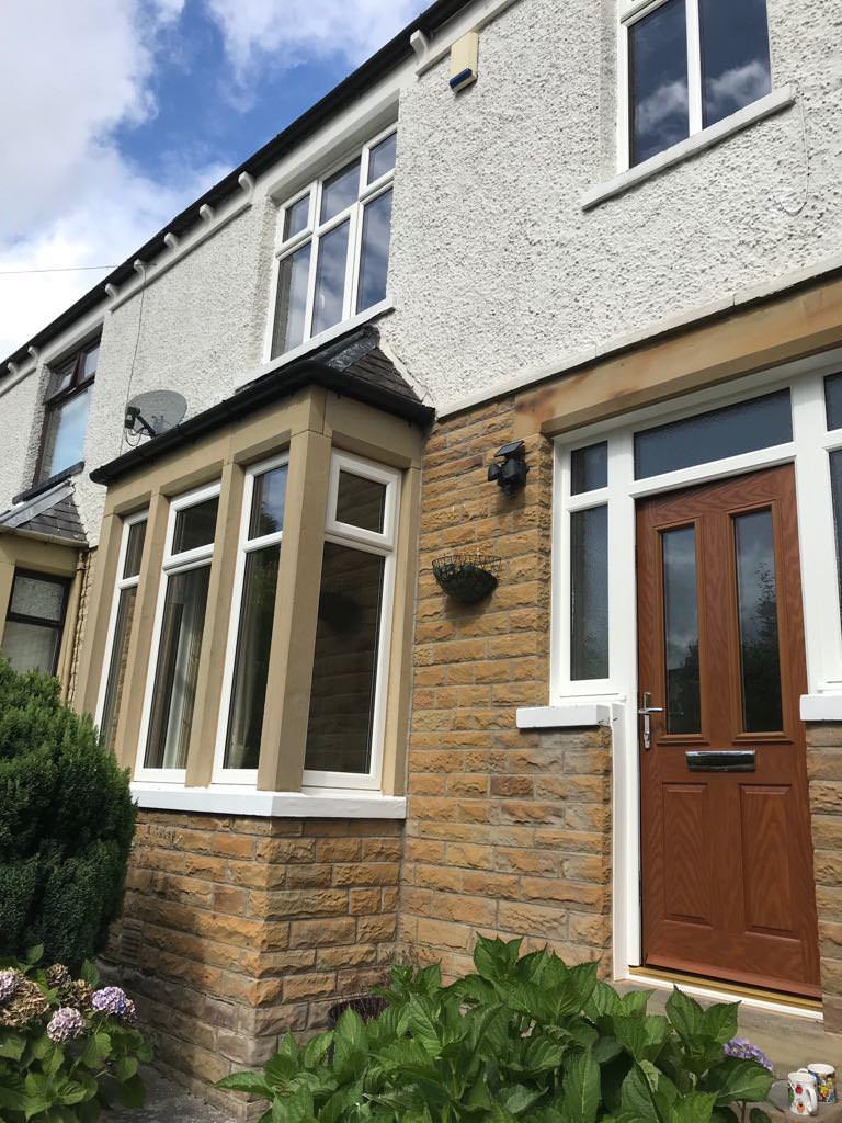 Composite Door Installation West Yorkshire