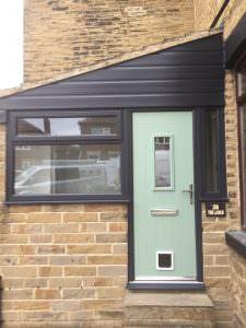 Modern Composite Doors York