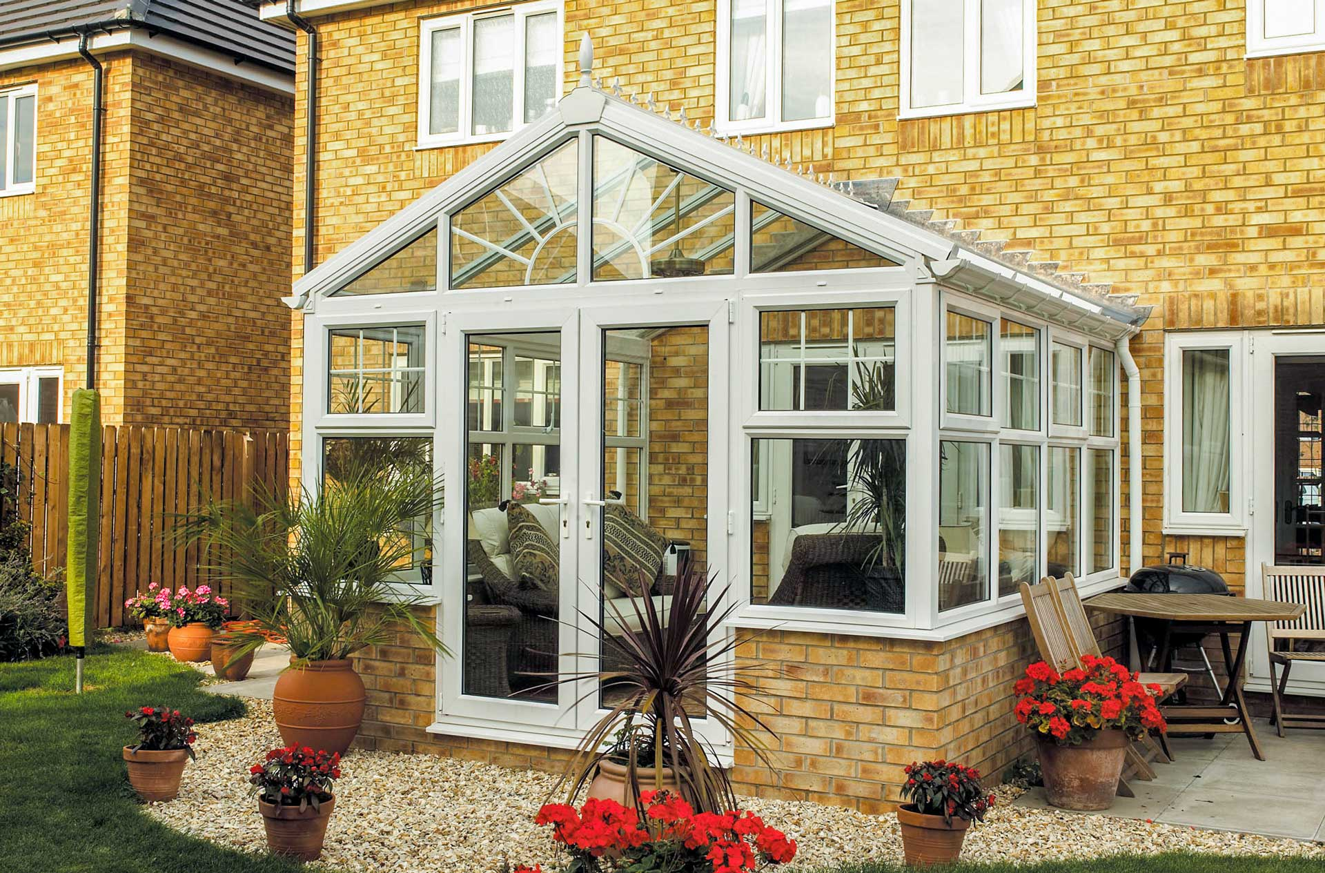 Conservatories Installed in York