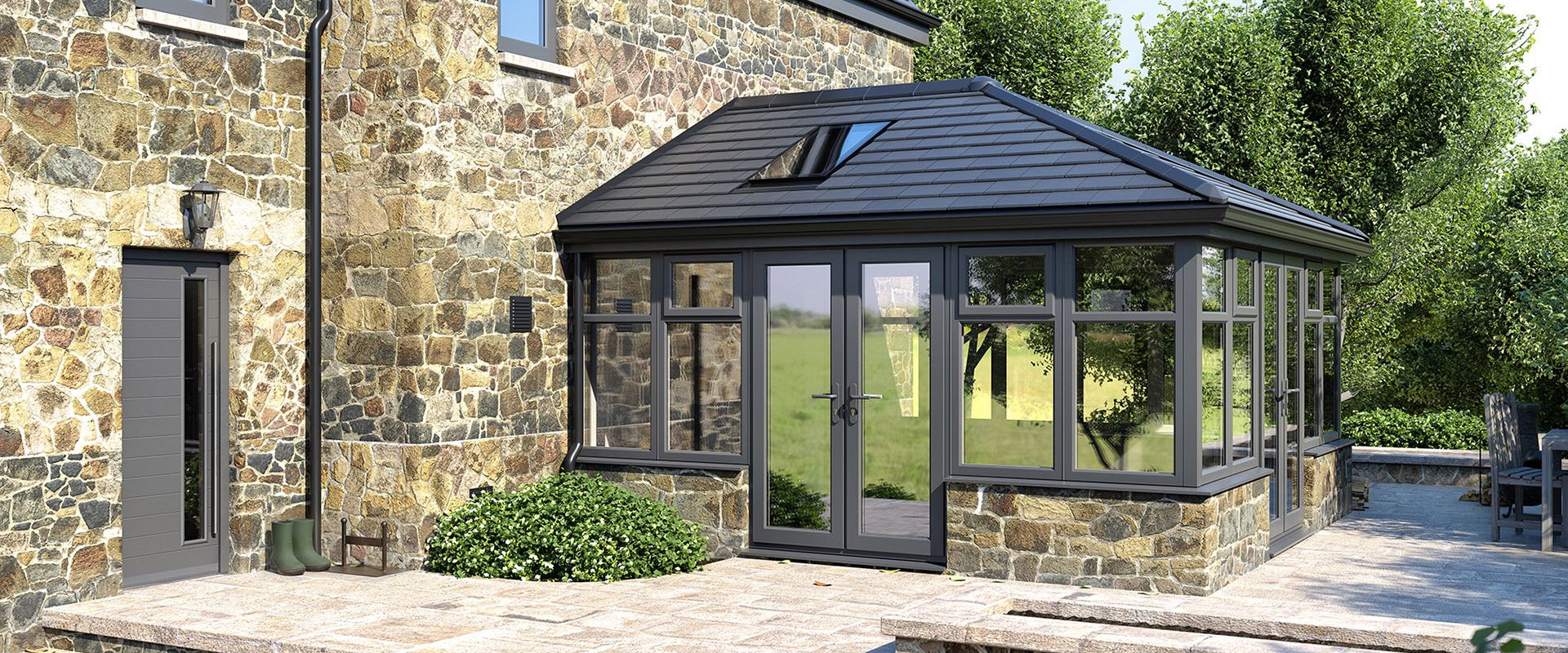 Conservatory Roofs for York homeowners
