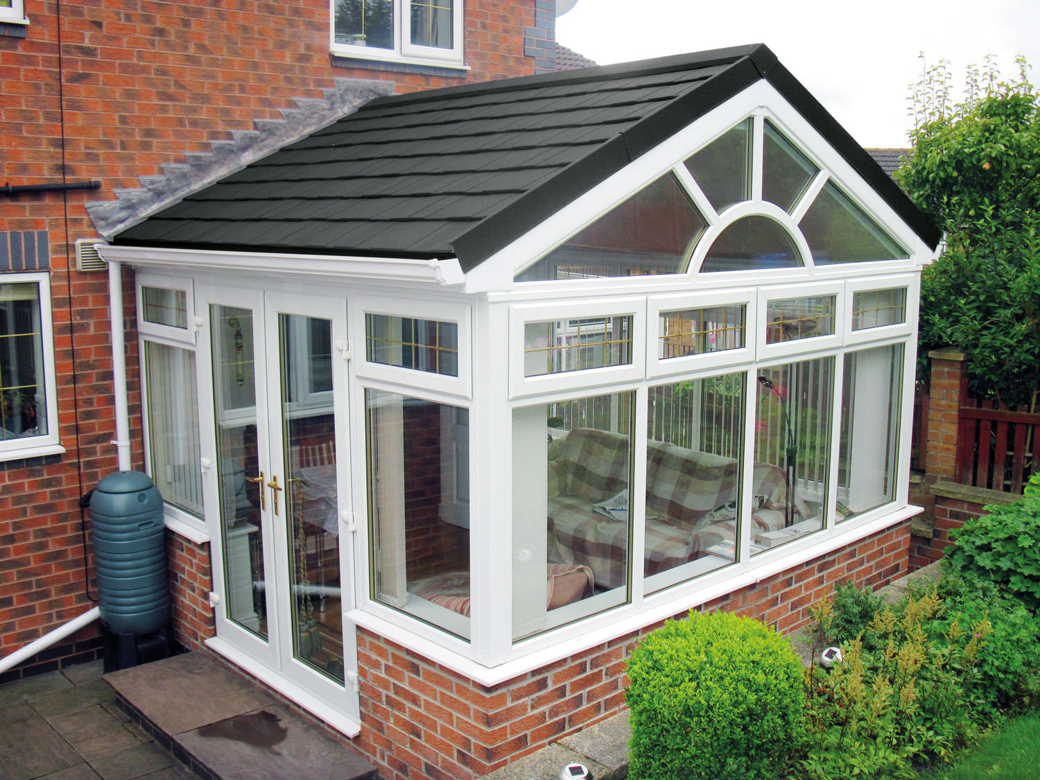 Conservatory Styles in York